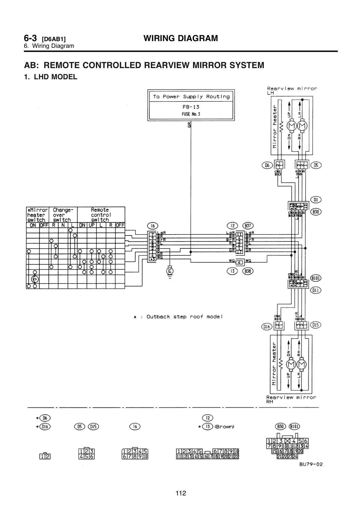 Silverado Mirror Wiring Diagram from www.designlabx.com