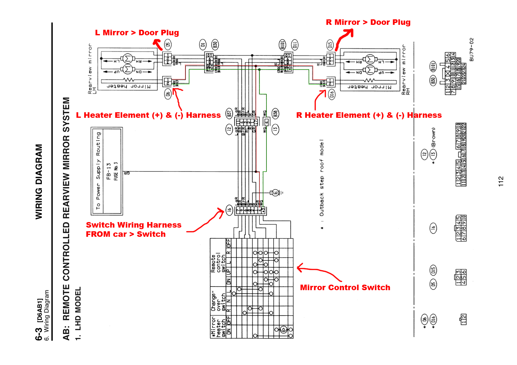 Subwoofer Wiring Diagram 2002 Wrx Example Electrical Subaru 2003 Outback Radio 1 Ohm 4